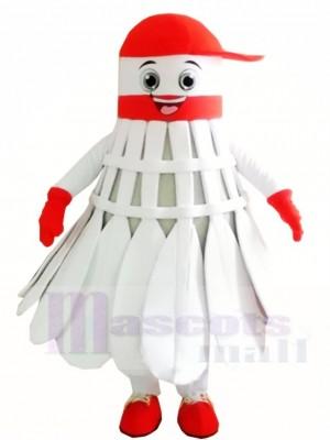 Shuttlecock Badminton Shuttle Mascot Costumes Sport