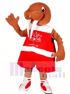 Walrus Mascot Costumes Ocean