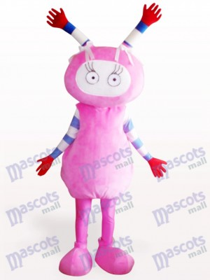 Pink Fairy Party Adult Mascot Costume