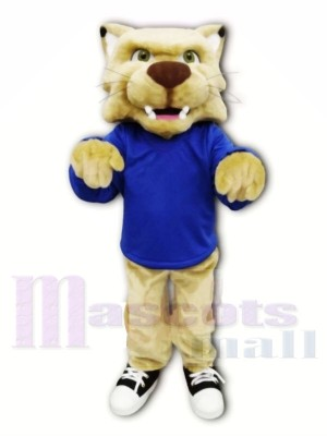 College Bobcat Mascot Costumes