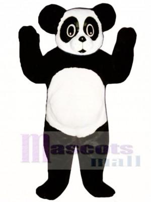 Baby Panda Mascot Costume