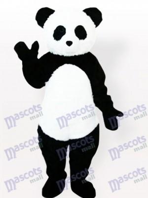Panda Animal Adult Mascot Costume Type F