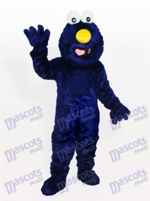 Cookie Monster Adult Mascot Costume