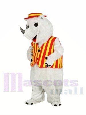 Top Quality Lightweight Adult Rhino Mascot Costumes