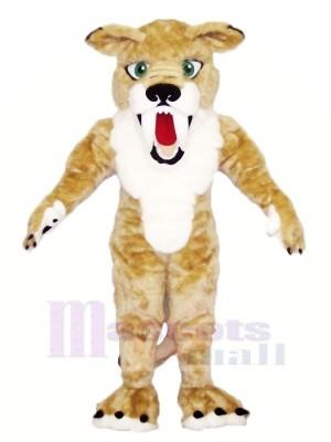 Fierce Sabercat Mascot Costumes Cartoon
