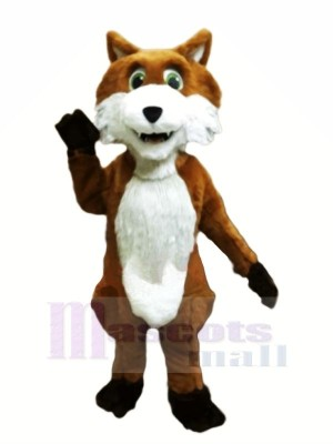 Lightweight Fox Mascot Costumes Cartoon