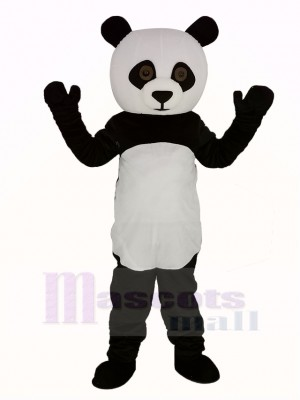 Toy Panda Mascot Costume Animal