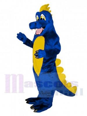 Dinosaur mascot costume