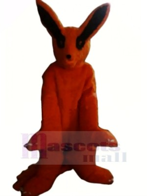 Nine-tailed Fox Mascot Costumes Cartoon