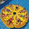Inflatable Pizza Pool Floats Ring For Adult Children