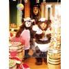 Cute Papa Bear Mascot Costume