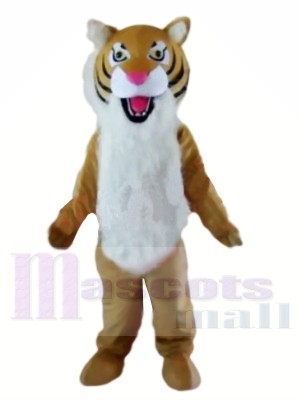 Brand New Tiger Mascot Costumes