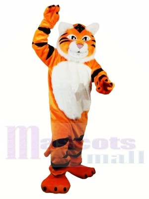 High Quality Sport Tiger Mascot Costumes