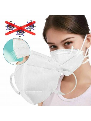 1 PCS N95 FFP2 Face Mask Anti-foaming Breathing Protective Mask Anti-fog Splash Proof
