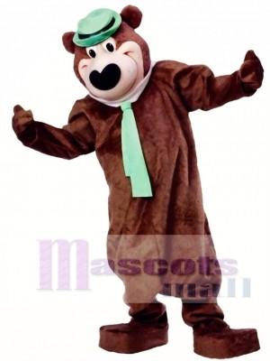 Yogi Bear Mascot Costume