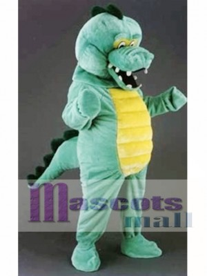 Crocodile Cuddly Mascot Costume Halloween Cosplay Dress