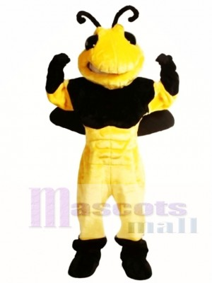 Power Hornet Bee Mascot Costume