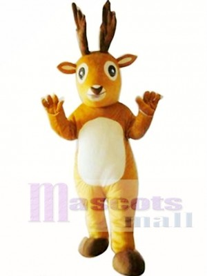 Lovely Deer Mascot Costume