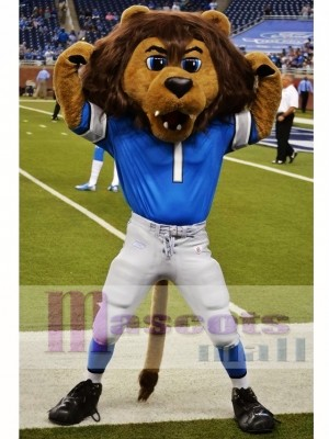 Sport Power Detroit Lions Roary Mascot Costume