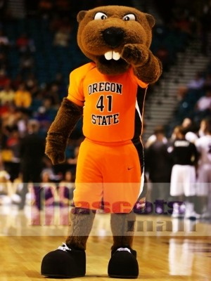 Sport Power Beavers Oregon State Beavers Mascot Costume