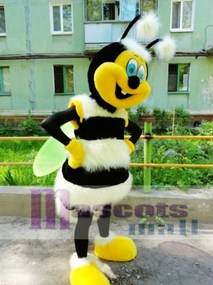 New Bee Mascot Costume