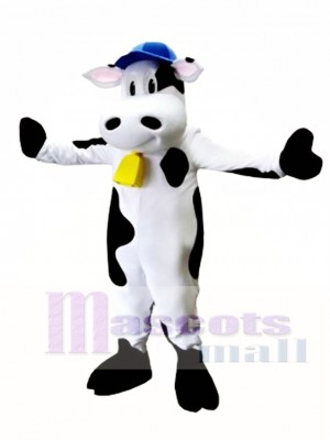 New Cow Mascot Costume