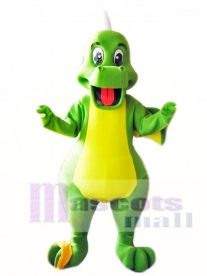 Dragon Mascot Costume Adult Costume