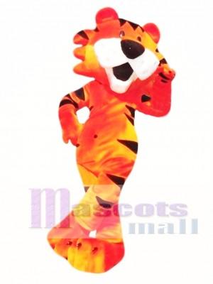 Jambi Tiger Mascot Costume