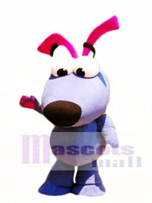 Cute Cartoon Dog Mascot Costume