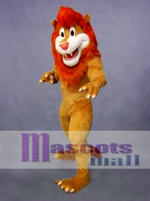 Cute Lion Mascot Costumes