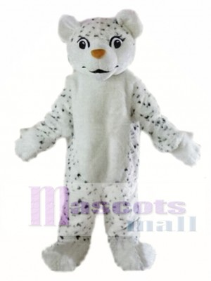 Custom Snow Leopard Mascot Costume Panther Costume for Adult
