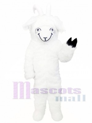 Goat Sheep Long Hair Mascot Costumes