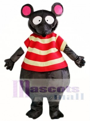 Cartoon Mouse Big Ears Mascot Costumes