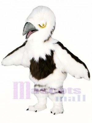 Eagle Mascot Costume Cartoon Character Costume