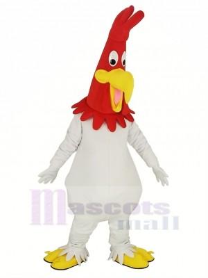 Foghorn Leghorn Rooster Mascot Costume