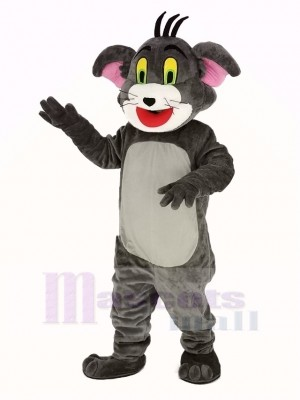 Tom and Jerry Cat Mascot Costume Cartoon