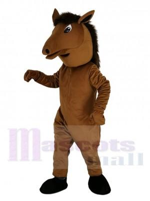 Pony Horse mascot costume