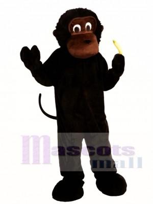 Deluxe Gorilla Mascot Costume Animal
