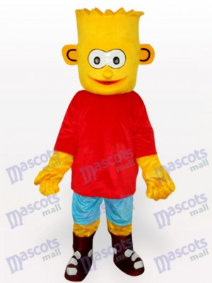 Bart Simpson Son Anime Mascot Costume