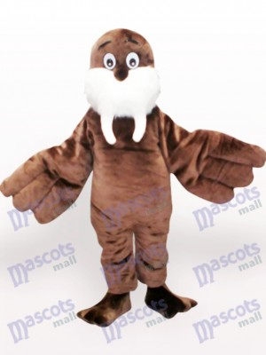 Sea Elephant Cartoon Adult Mascot Costume