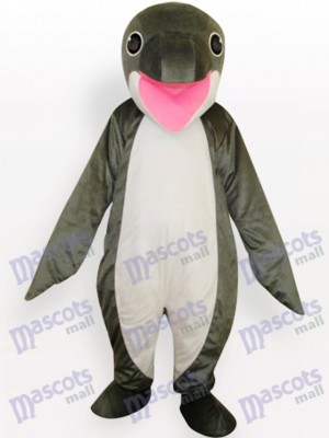 Whale Cartoon Adult Mascot Costume