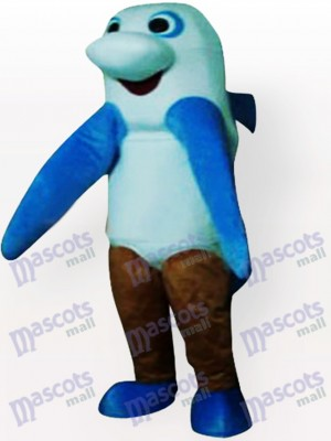 Sea Monster Ocean Adult Mascot Costume