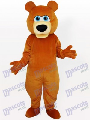 Bear Adult Mascot Funny Costume