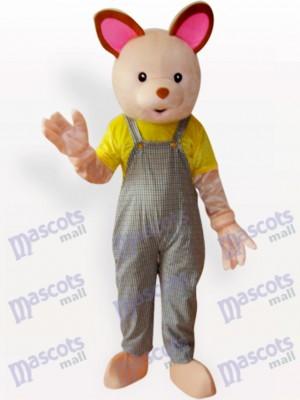 Baby Bear Animal Mascot Costume