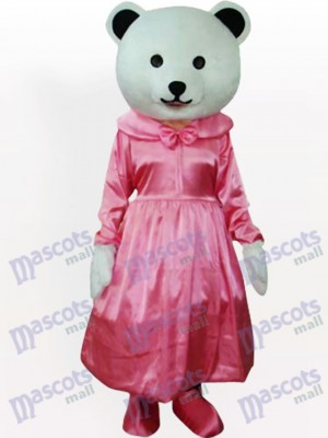 General Bear Wife Adult Mascot Costume