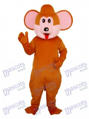 Baba Bear Mascot Adult Costume Animal