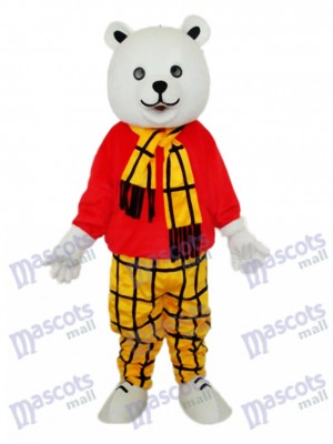 Free Bear Mascot Adult Costume Animal