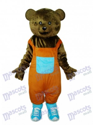 Teddy Bear Mascot Adult Costume Animal
