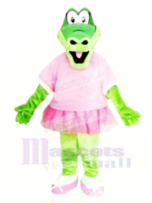 Beautiful Alligator Mascot Costumes Alligator For Adult