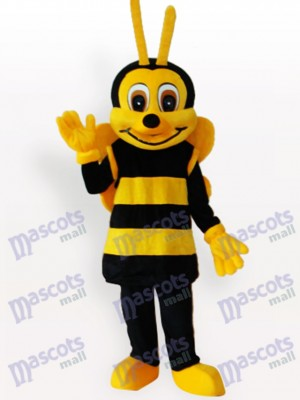 Yellow Black Bee Insect Mascot Funny Costume